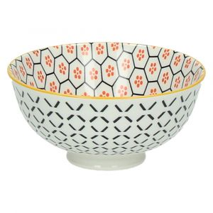 Kashgar Orange Bowl Small