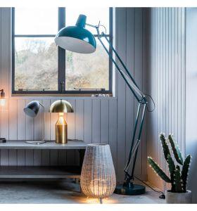 Watson Floor Lamp Teal