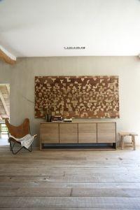 Oak Nordic Sideboard 4DR