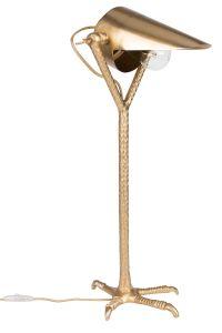 Falcon Desk Lamp - Brass