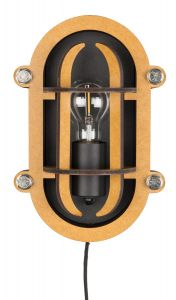 Navigator Wall Lamp - Black