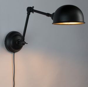 Maarten Wall Lamp - Black
