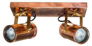 Scope-2 Spot Light - Copper