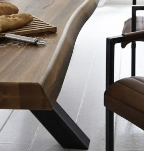 Raw Edge Chicago Dining Table