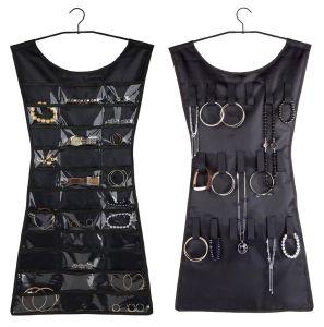 Little Black Dress Jewellery Holder