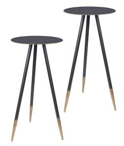 Stalwart Plant Stand Low Set of 2