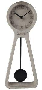 Pendulum Time Clock - Concrete