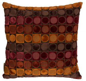 Ottava Pillow Red/Orange