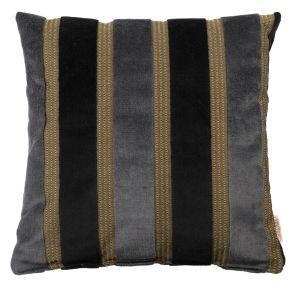 Scott Pillow Black/Grey