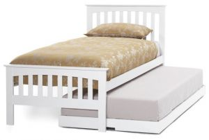 Amelia White Guest Beds