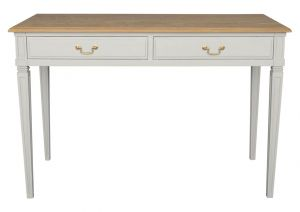 Annabelle Dressing Table Wood Top