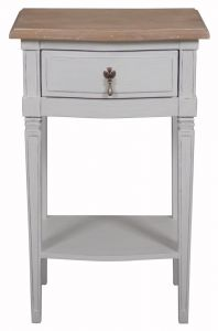 Annabelle Night Stand Wood Top