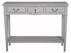Annabelle Console Table with Shelf