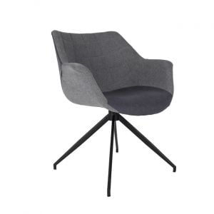 Doulton Office Chair - Grey