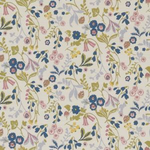 Ashbee Teal Blush Oilcloth