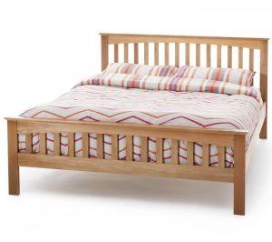 Windsor Oak Bed