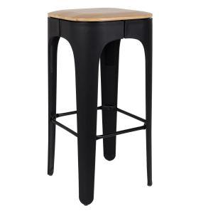 Barstool Up-High Black