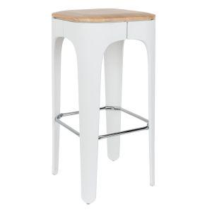 Barstool Up-High White