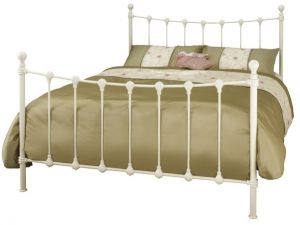 Marseilles Ivory Bed