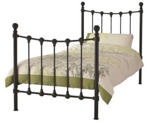 Marseilles Bed Black -Single