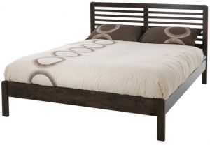 Esther Walnut Bed