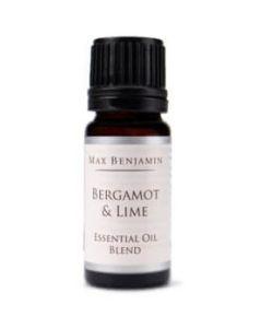 Bergamot & Lime Essential Oil Blend
