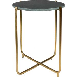Tampa Marble Side Table