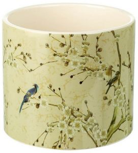 Blossom Planter Cream Ceramic Medium