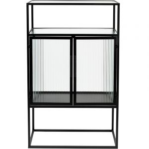 CABINET BOLI MEDIUM BLACK