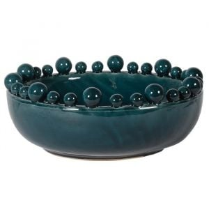 Bowl with Balls Teal
