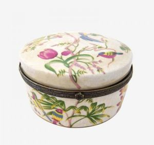 Colourful Large Round Box
