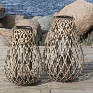 Braided Lanterns Tall