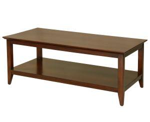 Bordeaux Straight Leg Coffee Table