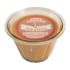 Candle Pain Epices Gourmande Beige
