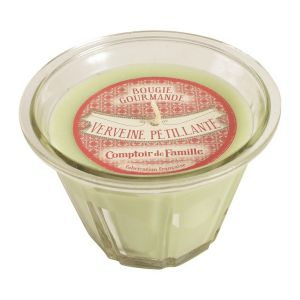 Candle Verveine Petillante Gourmande Green