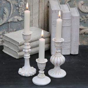 Chic Antique Candlestick