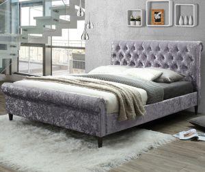 Charlotte Glitz Silver Bed