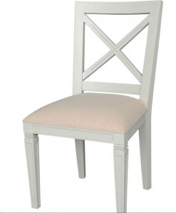 Annabelle X Back Chair Painted