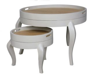 Annabelle Circular Nest of Tables
