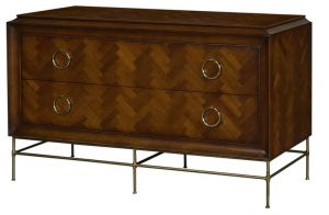 Claridge Chest 2 Drw Cherry
