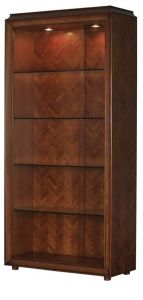 Claridge Bookcase Cherry