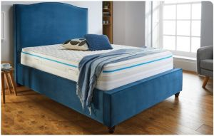 Classic Bed Frame with Storage