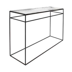 Clear - Heavy Aged Mirror - Console