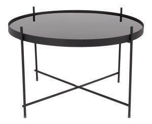SIDE TABLE CUPID LARGE - BLACK