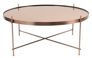 SIDE TABLE CUPID XXL - COPPER