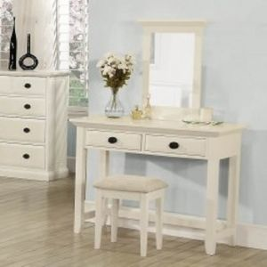 Derg Dressing Table and Mirror