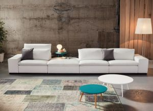 Flower Leather sofa