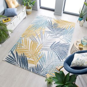 Dimensions Outdoor Tropic Ochre/Blue