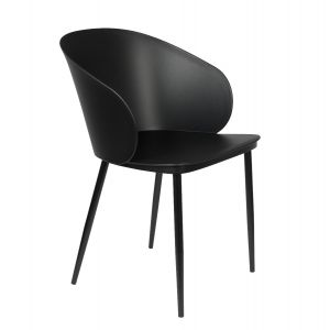 Dining Chair Gigi All Black