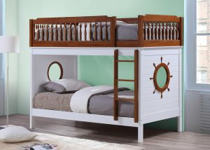 Capri Twin Bunk Bed